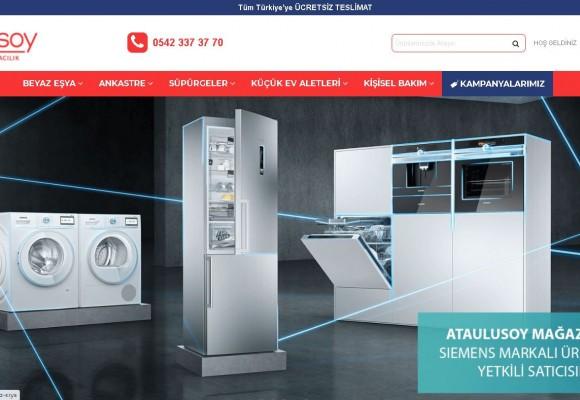 Siemens Bayilerine yönelik özel e-ticaret sitesi çalışmalarımız devam etmekte.