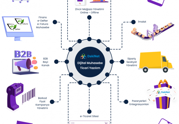 erp web tabanlı muhasebe ve e-ticaret